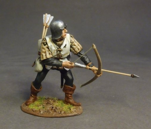 Lancastrian Archer - The Battle of Bosworth Field