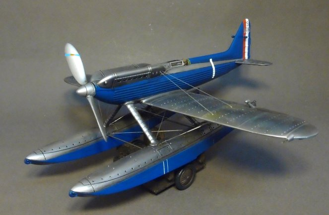 Supermarine S.6B, S1595, The Schneider Trophy Winner 1931