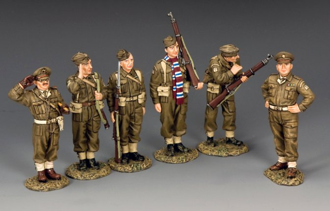 """Dad's Army"" WWII Gift Set"