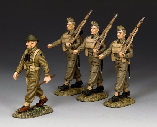 Officer & Other Ranks British Army Gift Set