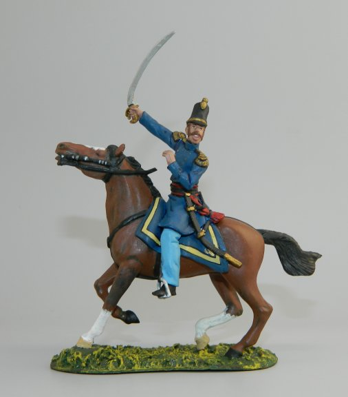 Mounted Sgt. US 6th Infantry Regt.