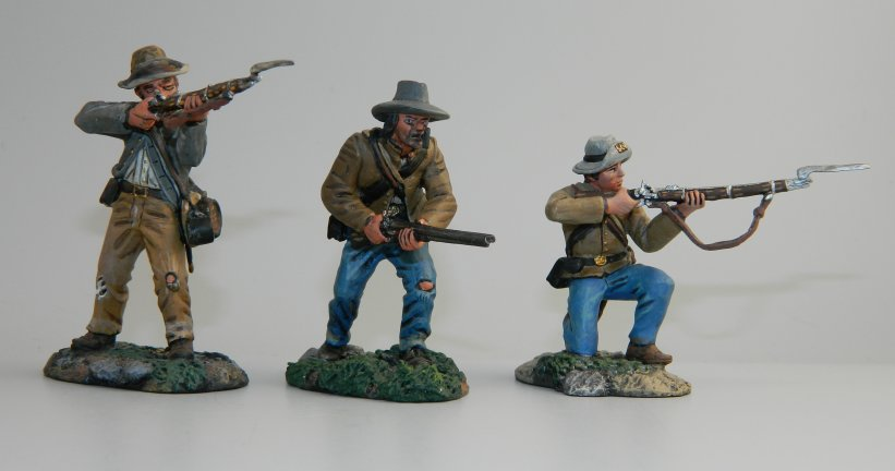 """Sons of the South"" Firing Set #1"