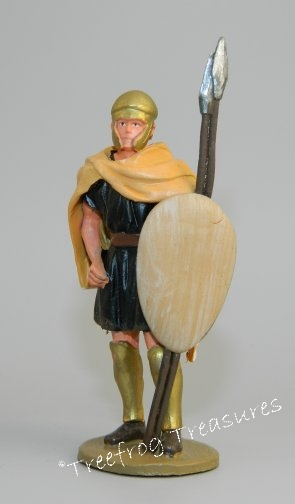 Thracian Soldier