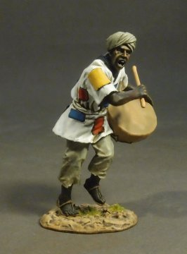 Mahdist with Drum