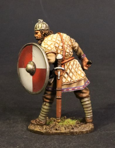 Saxon Fyrdman with Sword