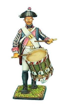 Prussian Drummer