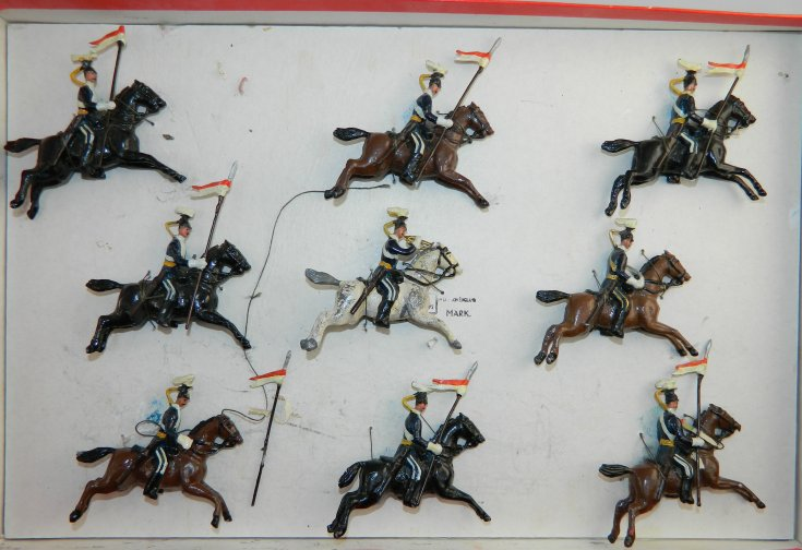 17th (Duke of Cambridge's Own) Lancers Set No 10