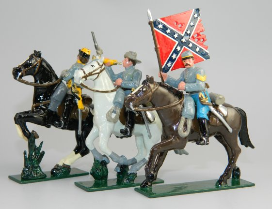 Confederate Cavalry - American Civil War