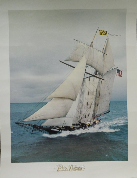 """Pride of Baltimore"" Renaissance of the American Clipper"