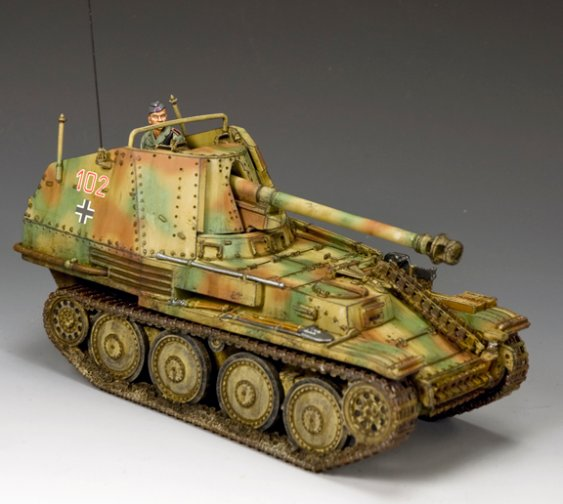 Marder III Tank Destroyer