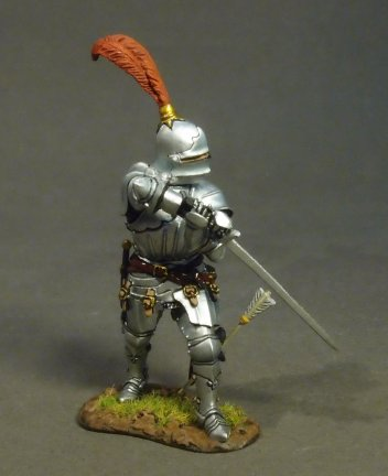 Yorkist Knight, The Battle of Bosworth Field