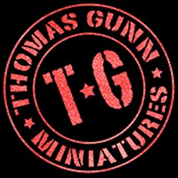 Thomas Gunn Miniatures,Toy Soldiers
