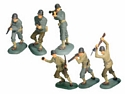 WWII US Infantry (6 pc assortment)