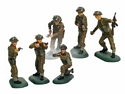 WWII British Infantry (6 pc assortment)