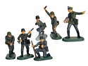 WWII German Infantry (6 pc assortment)
