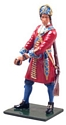 Grenadier Officer, 1st Foot Guards, 1685
