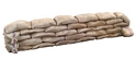 Mealie Bag Wall, Set of Two Straight Sections