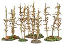 Fall 18th/19th Century Corn with Squash - 17 Piece Set