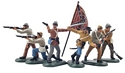 American Civil War Foot Counter Pack #2 Brown