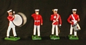 US Marines Drum & Bugle Corps Set
