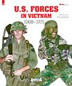 U.S. Forces in Vietnam: 1968+1975