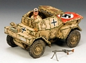 Daimler Dingo Armoured Car (Afrika Korps version)