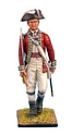 British 5th Foot Officer with Sword
