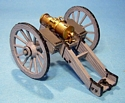 "British Brass 5.5"" Howitzer"