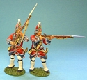 British 4th Regiment of Foot (Barrell's) Grenadiers