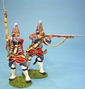 British 4th Regiment of Foot, (Barrell's) Grenadiers