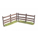 2 Wooden Fences 84MM