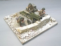 Base for King & Country BBA09 Pack Howitzer