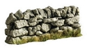 3 Inch Straight Dry Stone Wall