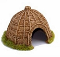 Small Zulu Hut