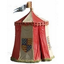 Medieval Campaign Tent - Edward III to Henry V