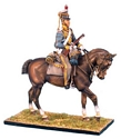 Great British 12th Light Dragoons Trooper with Carbine