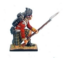 92nd Gordon Highlander Kneeling to Repel