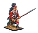 92nd Gordon Highlander Kneeling Ready