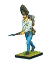 Austrian Hahn Grenadier Advancing Leveled Musket