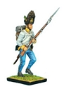Austrian Hahn Grenadier Advancing Raised Musket
