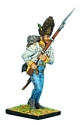 Austrian Hahn Grenadier Charging Raised Musket