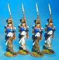Fusiliers Marching Box Set #2 - French Line Infantry 66th Line, 4th Company