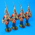 British 35th Regiment of Foot - Grenadier Marching Box Set #1