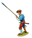 German Landsknecht with Pike