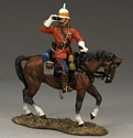 L.S.R. Mounted British Officer