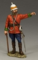 Standing British Officer - Gloss