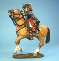 US Army Staff Officer, Mounted