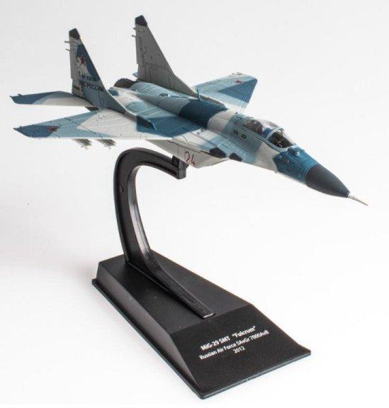 Mikoyan MiG-29SMT Fulcrum 5 AvGr/7000 AvB, Russian Air Force, Kursk, 2012 (1:100)