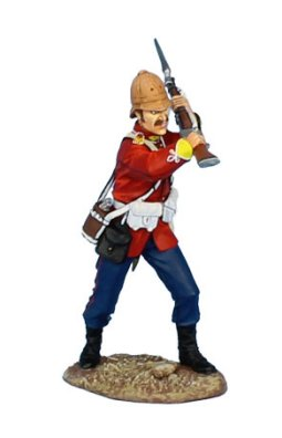 MB066 British 80th Foot Standing Firing Variant #1 by First Legion