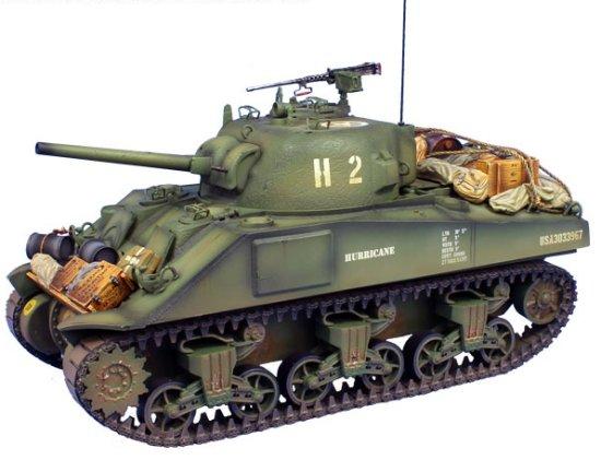 m4 sherman tank wwii